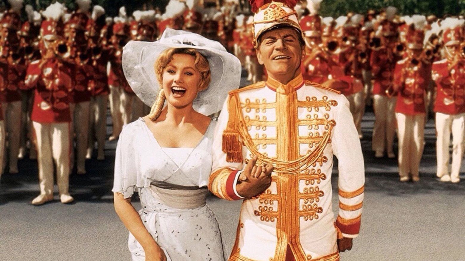 Film still from The Music Man (1962)
