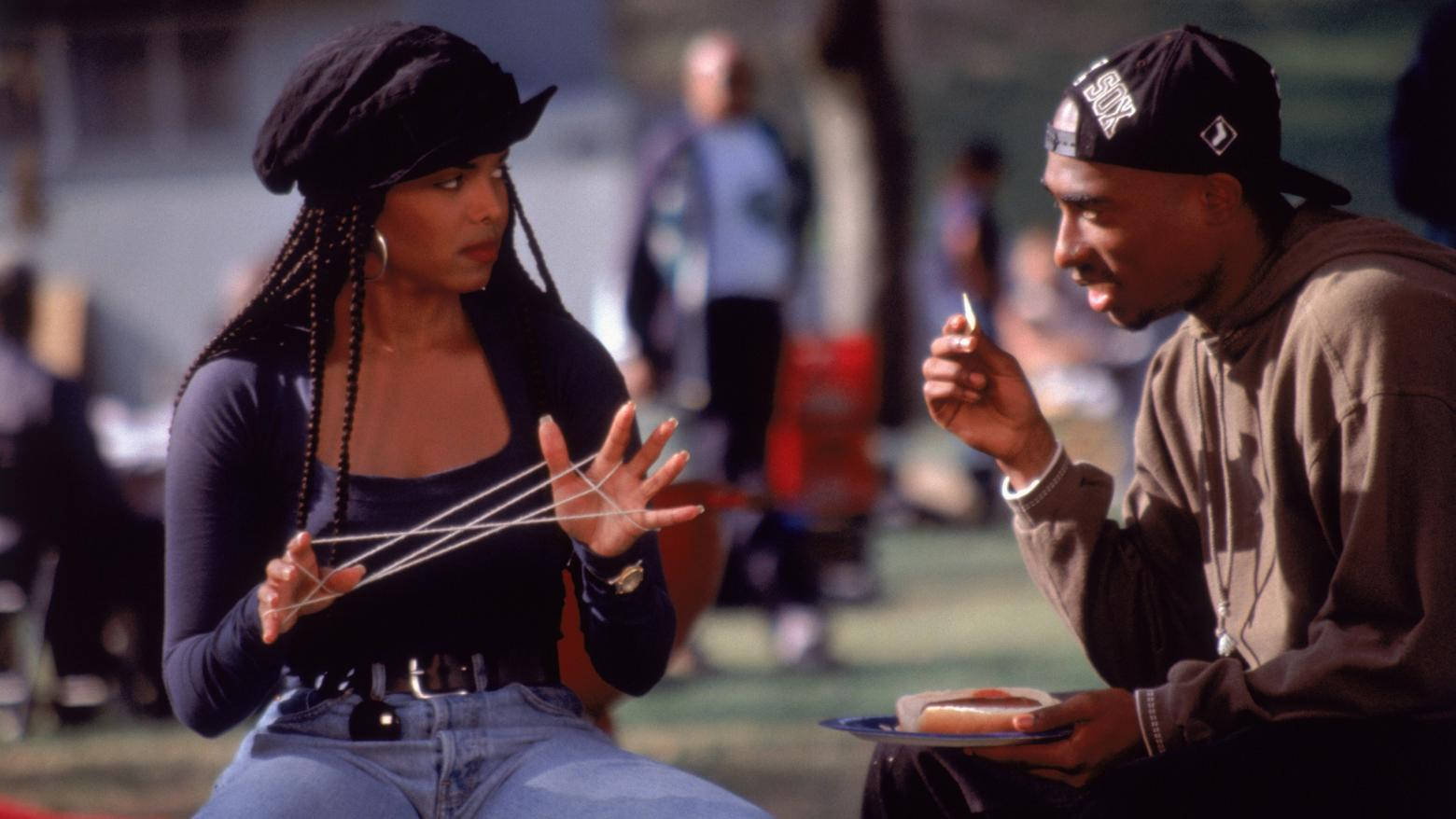 "Still from ""Poetic Justice"" (1993) Dir. John Singleton<em>"