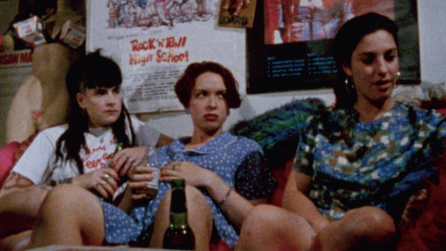 "Still from ""Mary Jane's Not a Virgin Anymore"" (1998) Dir. Sarah Jacobson"