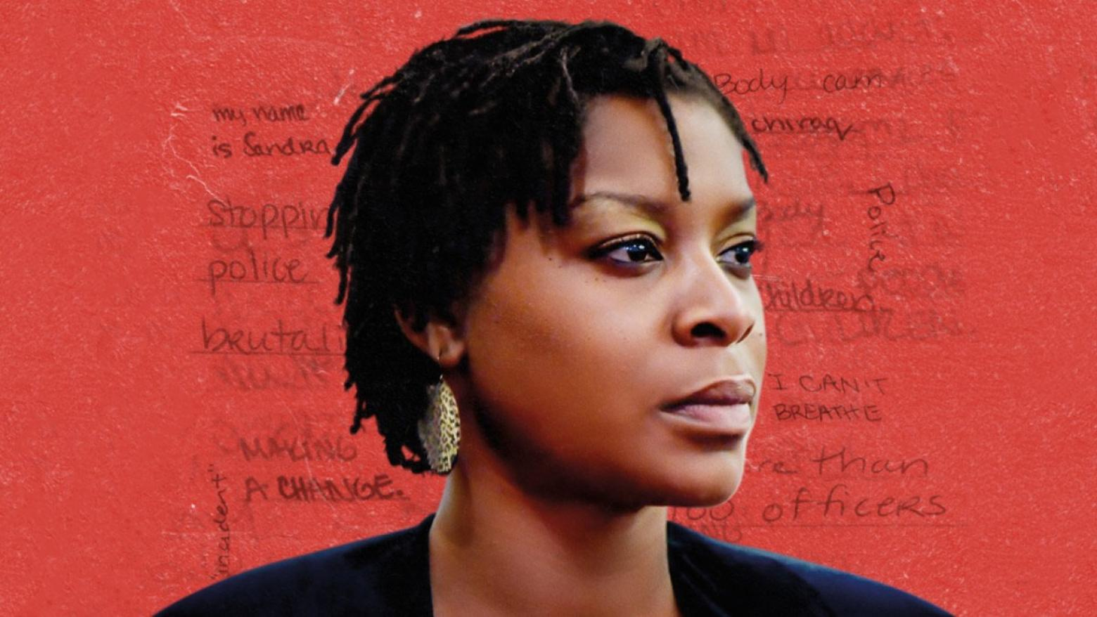 Image from trailer for Say Her Name: The Life and Death of Sandra Bland. Home Box Office, Inc.