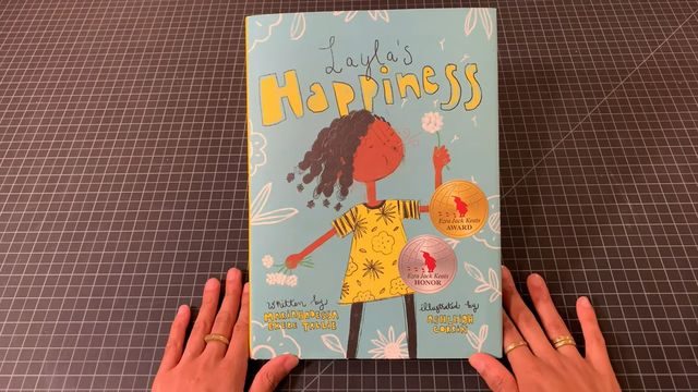 The cover of the book Layla's Happiness