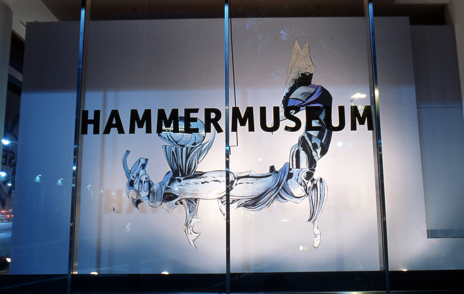 Hammer Projects Aaron Noble Hammer Museum