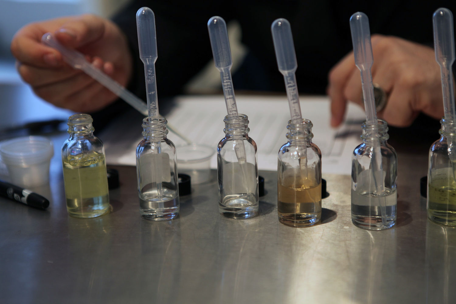 Experimental Perfumery with The Institute for Art and Olfaction