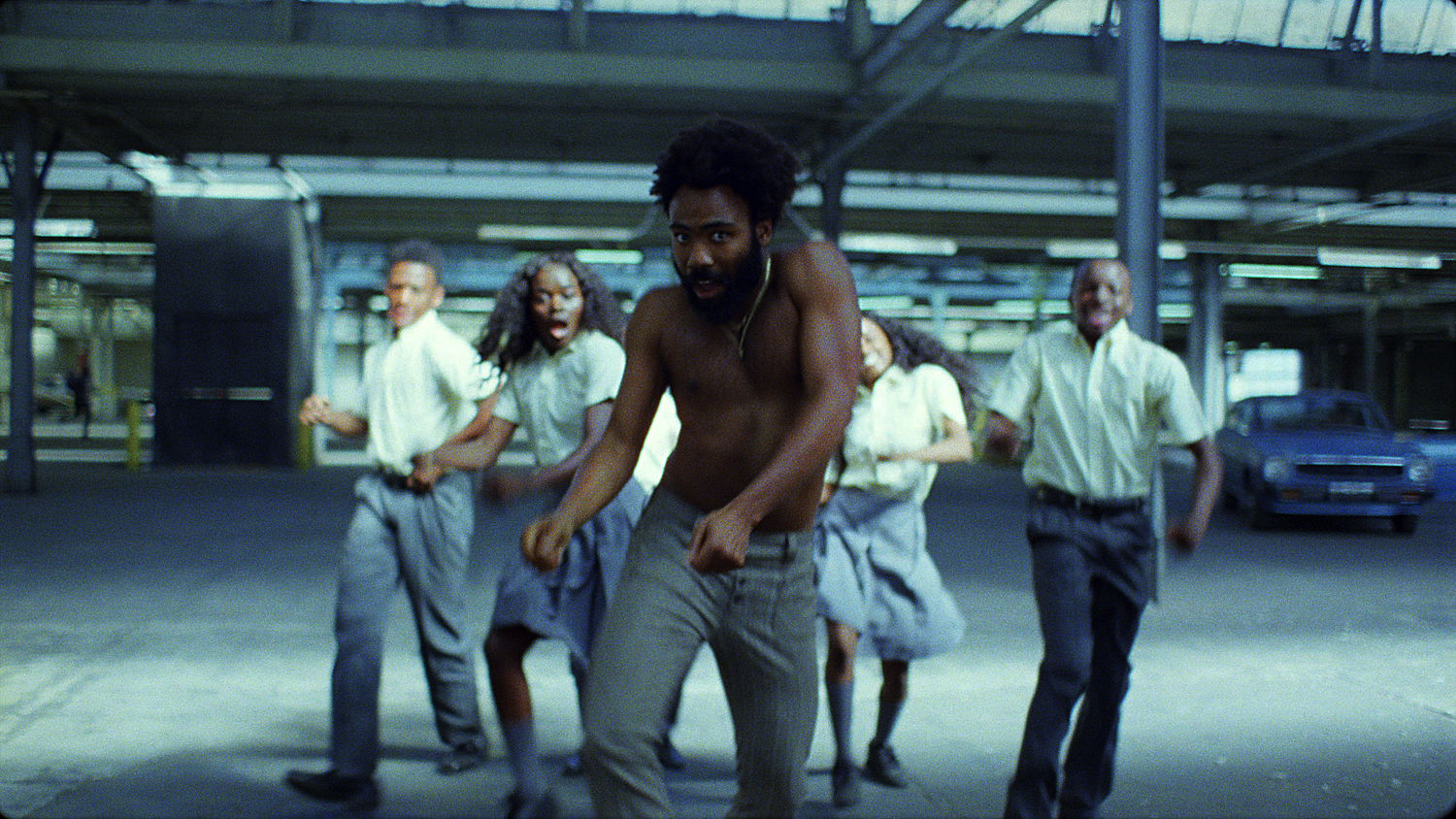 This Is America by Childish Gambino, directed by Hiro Murai