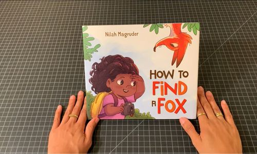 The cover of the book How to Find a Fox