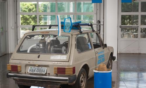 Jason Torchinsky Flash Talk On Clarissa Tossin Brasilia Cars Pools And Other Modernities 2009 2013 Hammer Museum