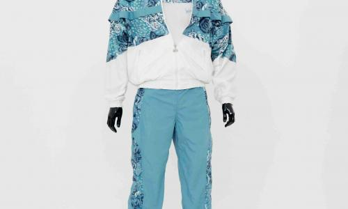Willem de Rooij, 3-part tracksuit ( jacket, t-shirt, pants), size L, 2015