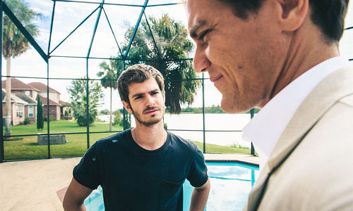 99 Homes. 2014. USA. Directed by Ramin Bahrani. Courtesy of Broad Green Pictures. 112 min.