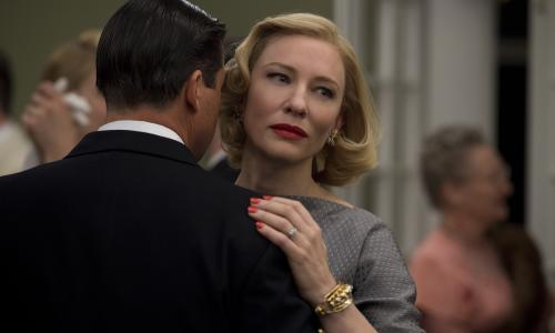 Carol. 2015. Great Britain. Directed by Todd Haynes. Courtesy of The Weinstein Company. 118 min.
