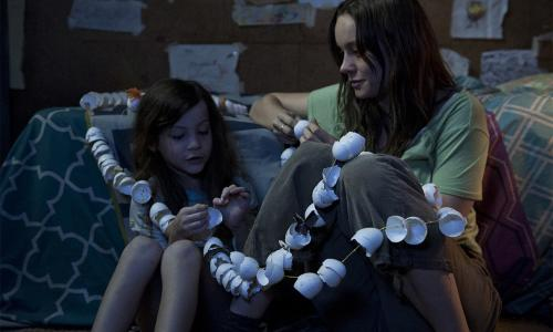 Room. 2015. Ireland/Canada. Directed by Lenny Abrahamson. Courtesy of A24 Films. 118 min.
