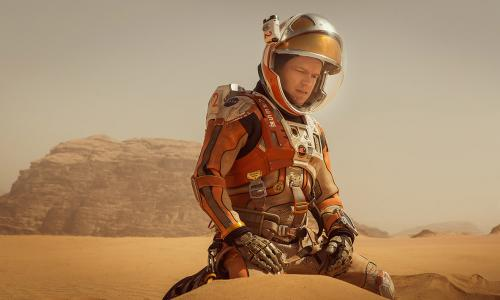 The Martian. 2015. USA. Directed by Ridley Scott. Courtesy of Twentieth-Century Fox. 144 min.