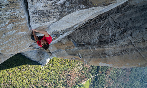 Free Solo. 2018. USA. Directed by Jimmy Chin, Elizabeth Chai Vasarhelyi. 97 min.