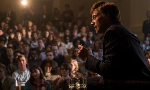 The Front Runner. 2018. USA. Directed by Jason Reitman. 113 min.