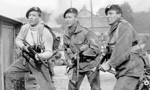 "Still from ""The Longest Day"" (1962) Dir. Andrew Martin, Ken Annakin, Bernard Wicki, Ger Oswald"