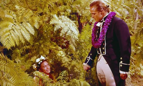 "Still from ""Mutiny on the Bounty"" (1962) Dir. Lewis Milestone"