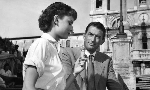 "Still from ""Roman Holiday"" (1953) Dir. William Wyler"