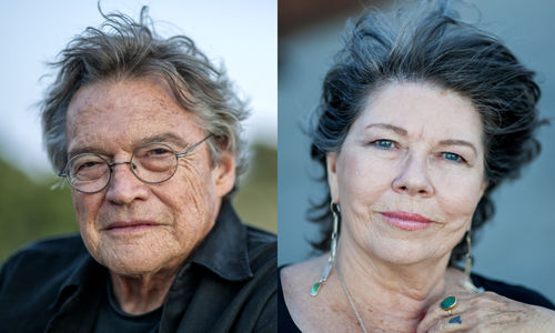 Photographs of Terry Allen & Jo Harvey Allen